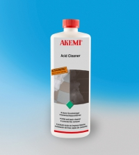 Acid Cleaner – free of hydrochloric acid