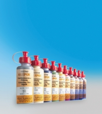 Colouring Concentrate liquid for epoxy-based adhesives